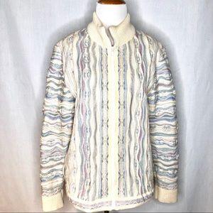 Purely Australian Clothing Co wool cardigan size L